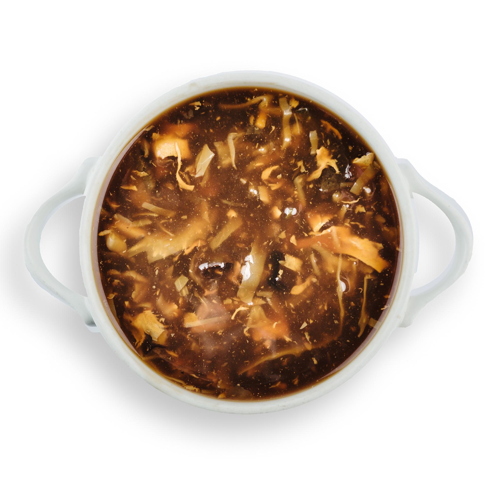 Kiselo-ljuta supa