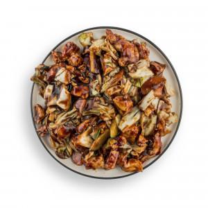 Piletina sa kikirikijem i povrćem